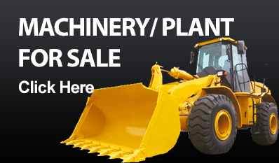 Machinery and plant for sale